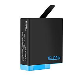 Pin Telesin cho máy quay Gopro Hero 5 Hero 6 Hero 7 Hero 8 - Hàng Nhập Khẩu