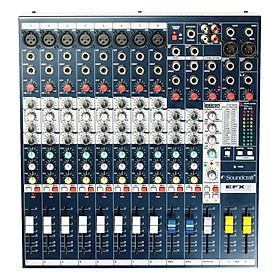 Bộ Trộn Âm Thanh Soundcraft EFX8 Console