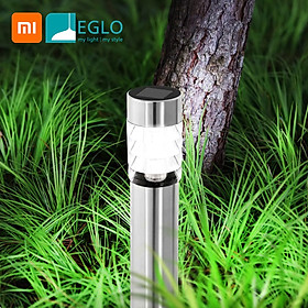 Xiaomi Youpin EGLO Smart Light Sensor 304 Stainless Steel Solar Garden Light Outdoor Solar Powered Lamp IP44 Waterproof