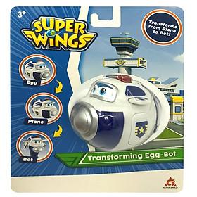 Đồ Chơi Trứng Biến Hình Robot Cảnh Sát Paul YW720555