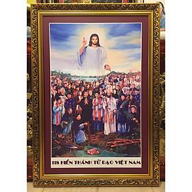 TRanh in : 118 hiển thánh tử đạo Việt Nam - C28