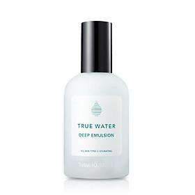 Sữa dưỡng ẩm Thank You Farmer True Water Deep Emulsion 130ml