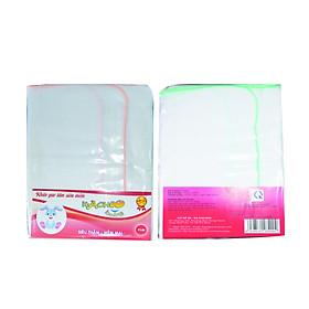 Khăn sữa/khăn gạc tắm siêu mềm KACHOO 3 lớp 75x84cm (2 khăn)