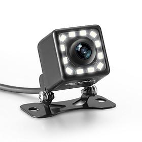 Camera Lùi Dành Cho Ô Tô Chống Nước 12 LED Cao Cấp AZONE