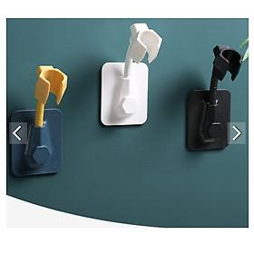 Giá treo vòi hoa sen , vòi nước,vòi xịt nhà tắm xoay 360 độ cao cấp (giao màu ngẫu nhiên)