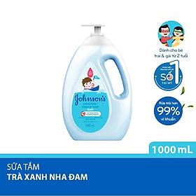Sữa tắm Johnson's Baby thơm mát năng động (1000ml)