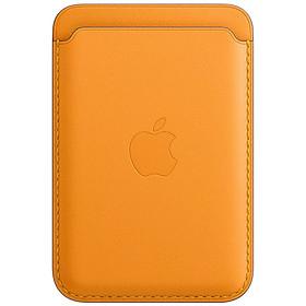 Ví Da iPhone Leather Wallet with Magsafe Dành Cho iPhone 12 mini / iPhone 12 / iPhone 12 Pro / iPhone 12 Promax - Hàng Chính Hãng