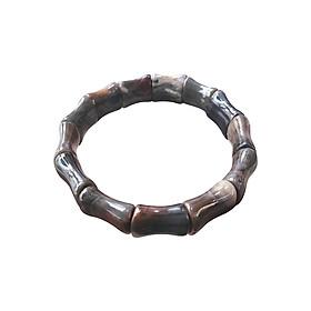 Vòng Tay Đá Gỗ Hóa Thạch Ngọc Quý Gemstones VPT036