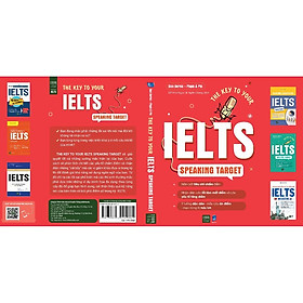 Sách - The Key To Your IELTS Speaking Target - 1980books