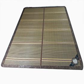 Chiếu trúc tự nhiên Cao Bằng, kích thước  1.9mx1.5m ( có thể gập đôi theo chiều dọc 1.9m x 0,75m)