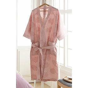 Áo choàng mặc nhà Sa Maison mã Summer Leaf