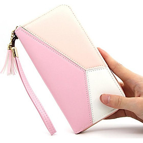 Ví bóp nữ cầm tay đựng tiền nhỏ mini siêu đẹp Minoxi VN17