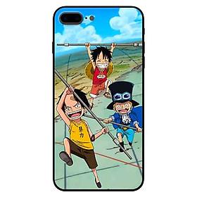 Ốp in cho iPhone 7 Plus / 8 Plus mẫu  3 One Piece