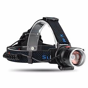 Đèn pin đội đầu siêu sáng Supfire HL08 - Thiết kế nhỏ gọn,chắc chắn,tiện lợi