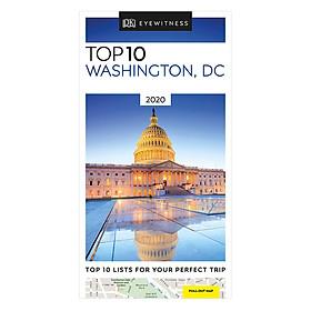 Top 10 Washington, DC - Pocket Travel Guide (Paperback)