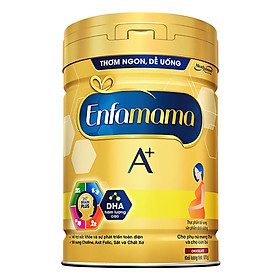 Sữa Bầu Enfamama A+ - Hương Choco (870g)