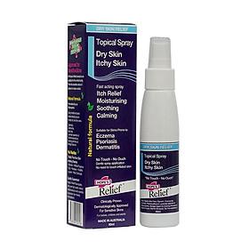 Xịt dưỡng da Hope's Relief cho da eczema, vẩy nến, viêm da (90ml)
