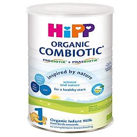 Sữa Công Thức HiPP 1 Combiotic Organic (800g)