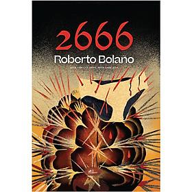 Combo 2 cuốn sách: 2666 + Chỉ tại vợ tôi gợi tình