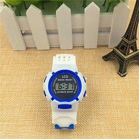 Đồng hồ trẻ em thời trang điện tử led LCD Shock Resist DH75