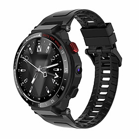 LEMFO LES4 4G Smart Watch 1.6-inch HD Touch-Screen Quad Core Processor 1GB RAM+16GB ROM 5.0MP Camera Fitness Activity