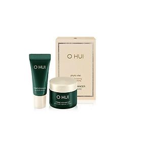 Bộ dưỡng trẻ hóa da và ngăn ngừa lão hóa OHUI Prime Advancer 2pcs