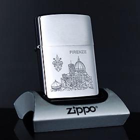 Bật Lửa Zippo 200 Firenze