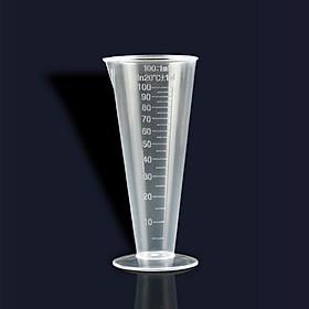 Bộ 2 Ly đong nhựa có vạch chia định lượng 100ml