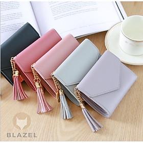 Ví nữ - Ví nữ mini - Ví cầm tay nữ siêu dễ thương BLAZEL BLZ201 - Hàng chính hãng