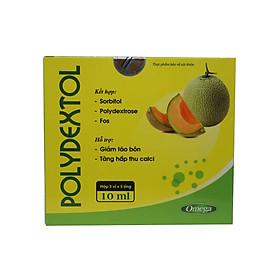 Thực phẩm bảo vệ sức khỏe Polydextol giúp giảm táo bón - Trường Thọ hộp 15 ống