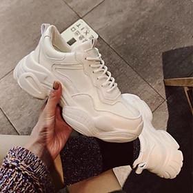 Giày thể thao sneaker nữ viền Fashione