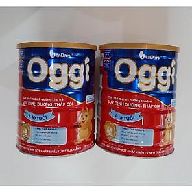 2 Hộp Sữa Bột VitaDairy Oggi (900g) dành cho trẻ suy dinh dưỡng