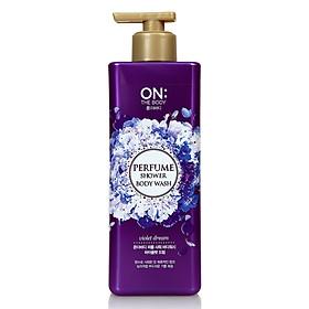 Sữa Tắm ON THE BODY The perfume hương nước hoa 500g