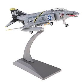 1:100 Quy Mô EF-2000 Quân Đội Máy Bay Tiêm Kích Diecast Warplane Hàng Không Máy Bay Đồ Chơi