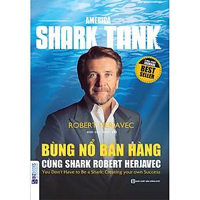 Sách Thành công trong kinh doanh và cuộc sống cùng Shark Robert Herjavec (Driven: How to succeed in business and in life)-Sách Kinh Doanh-Kinh Tế