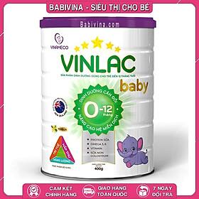 Sữa Vinameco Vinlac Baby 0 ( Trẻ 0-12 Tháng Sinh Non, Nhẹ Cân )