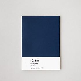 Sổ Tay Slim Notebook - Ruột Sổ Dòng Kẻ