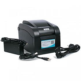 Máy in tem mã vạch 2 chức năng Xprinter 350B - Hàng Chính Hãng - Cam kết Chất lượng