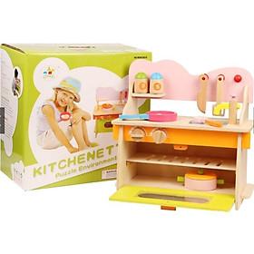 Bộ Đồ Chơi Mini Nấu Ăn Nhà Bếp Xinh Xắn