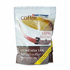 Cà phê hòa tan 3in1 Original 1kg - Bùi Văn Ngọ Coffee