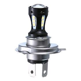 Đèn Pha Xe Máy H4 3030 (6500K) (12-24V)