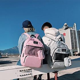 Balo cặp xách đi học balo nữ sinh viên học sinh thời trang