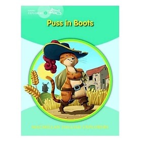 Macmillan English Explorer - Young Explorer 2: Puss In Boots