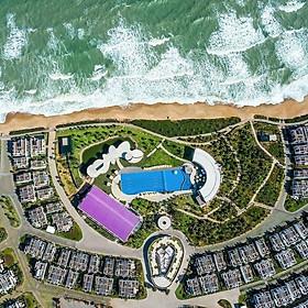 Villa 03 PN Oceanami Villas & Beach Club 5* Long Hải - Dành Cho 06 Người, Gồm Bữa Sáng, Hồ Bơi, Bãi Biển