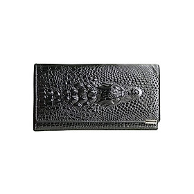 Ví Cầm Tay Nữ Da Cá Sấu Sang Trọng Dáng Dài PG BAG V-L9815-1A8 (19 x 10 cm)