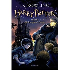 Harry Potter and the Philosopher's Stone (English Book)