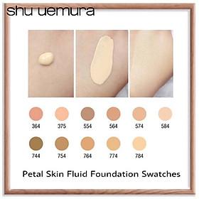 Phấn Nền Dạng Lỏng Shu Petal Skin Fluid Fdt 574 30Ml-2