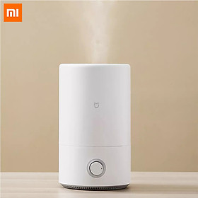 Xiaomi Humidifier 4L High Capacity Air Purifier Large Caliber Design Portable Humidificador Antibacterial Low Noise Ultrasonic Mist Maker For Office Home Use