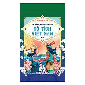 Tủ Sách Truyện Tranh Cổ Tích Việt Nam - Tập 2 (Trọn Bộ 5 Cuốn)