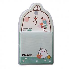 Giấy ghi chú Molang 100 tờ AH-66924